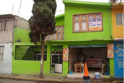 Casa En Venta En Guadalupe Victoria, Ecatepec