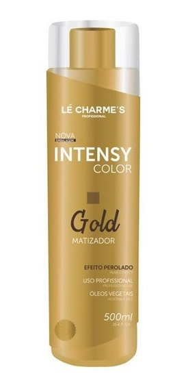 Intensy Color Gold - 500ml Le Charmes
