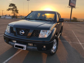 Nissan Frontier 2.5 Xe Cab. Dupla 4x2 4p 2010