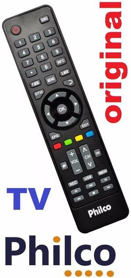 Controle Remoto Original Tv Philco Ph20u21d Ph28d27d Novo