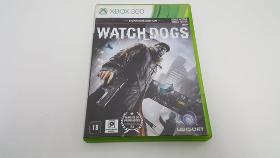 Jogo Watch Dogs - Xbox 360 - Original - Midia Fisica