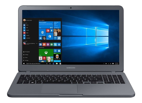 Notebook Samsung Expert X20 Intel Core I5 Np350xaa-kfwbr