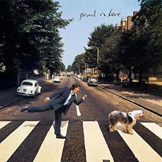 Vinilo Paul Mc Cartney Paul Is Live Lp Importado
