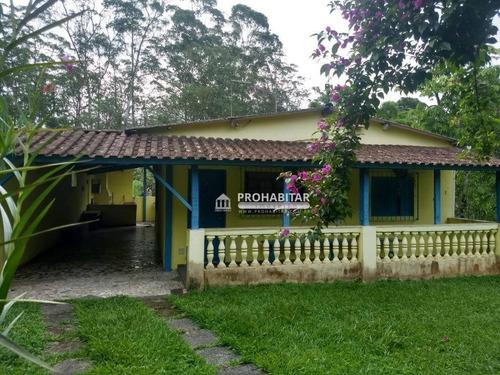 Imagem 1 de 30 de Chácara À Venda, 1008 M² Por R$ 235.000,00 - Jardim Santa Cruz (parelheiros) - São Paulo/sp - Ch0148