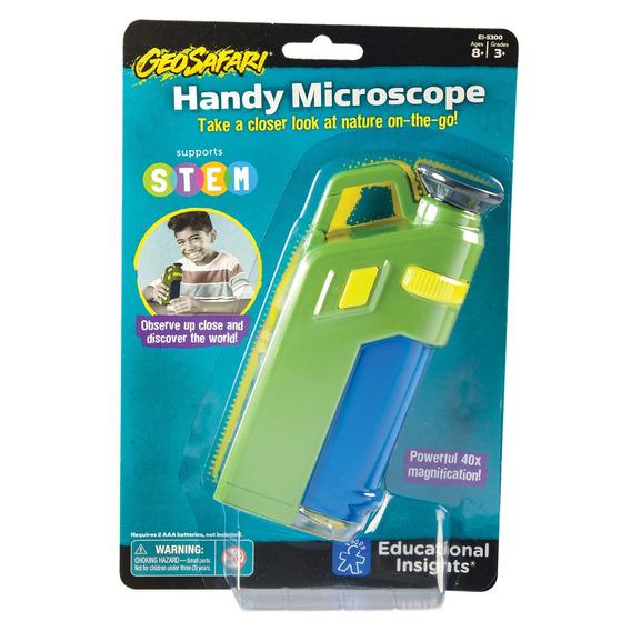 Geosafari Práctico Microscopio