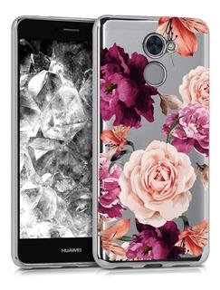 Funda Huawei Ascend Xt Funda Huawei Y Prime Con Flores ...