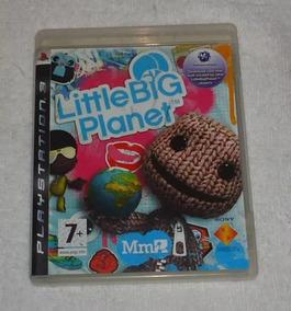 Little Big Planet Ps3 R2 Portugues * Frete Gratis