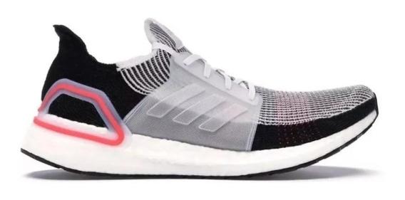 Tenis Zapatilla adidas Ultraboost 19 Blanca/roja Dama Origin