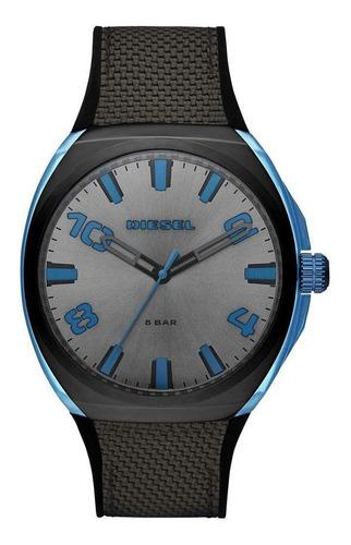 Relógio Diesel Masculino Stigg Azul Dz1885/0pn