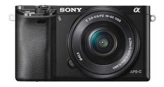 Sony Alpha A6000 Cámara Digital Sin Espejo Cámara Réflex De