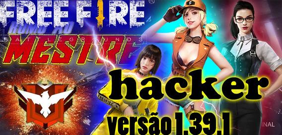 Free Fire Mod Apk Nova Versão Hacker Atravessa Tudo