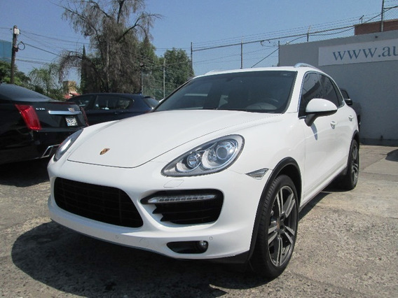 2013 Cayenne Turbo