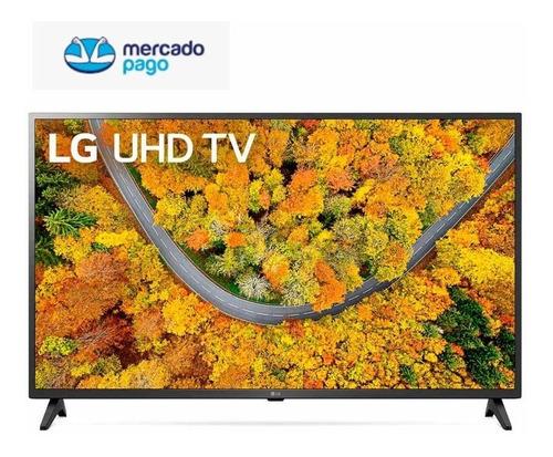 Imagen 1 de 6 de Tv LG 43  Pulgadas 108 Cm 43up7500 4k-uhd Led Plano Smart Tv
