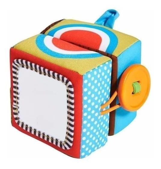 Lançamento Cubo Mágico Atividades Macio Tiny Love D0223