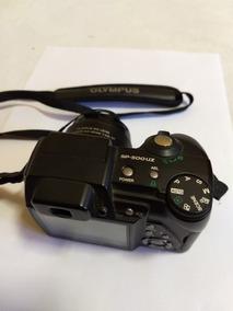 Camera Olympus Sp-500uz Conservada Cartão De Memória Xd 512
