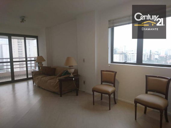 Apartamento Com 2 Dormitórios Para Alugar, 68 M² Por R$ 2.500/mês - Brooklin - São Paulo/sp - Ap6697