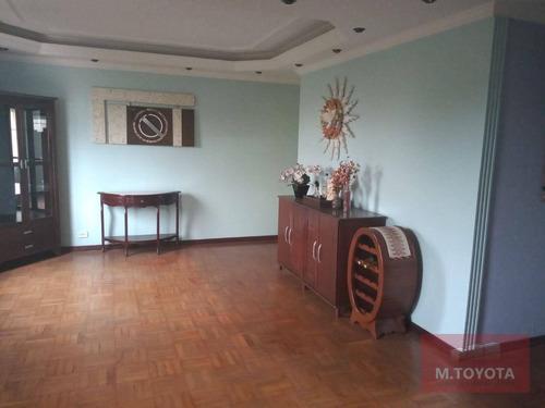Imagem 1 de 30 de Apartamento Com 4 Dormitórios À Venda, 173 M² Por R$ 560.000,00 - Centro - Guarulhos/sp - Ap0074