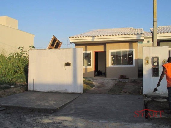 Casa Residencial À Venda, Nova São Pedro, - Ca0100