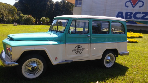 Ford Rural Willys Origina