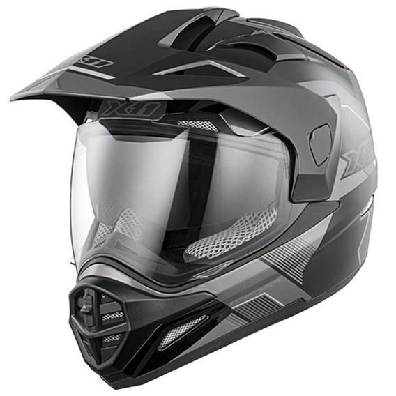 Capacete Motocross X11 Crossover X3 Motociclista Motoqueiro