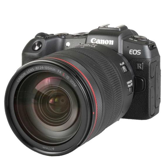 Câmera Mirrorless Canon Eos Rp Com Lente 24-105mm F4l Is Usm