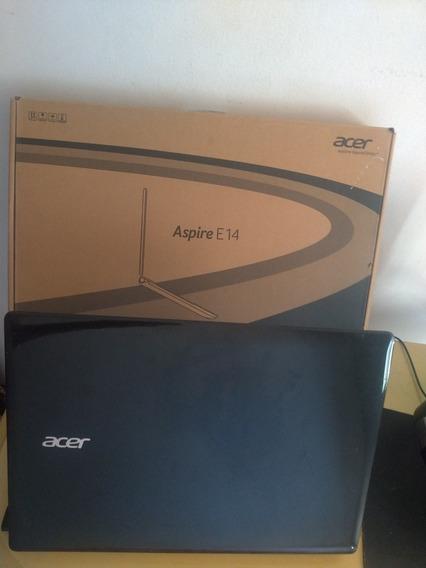 Notebook Acer I3, Aspire E14