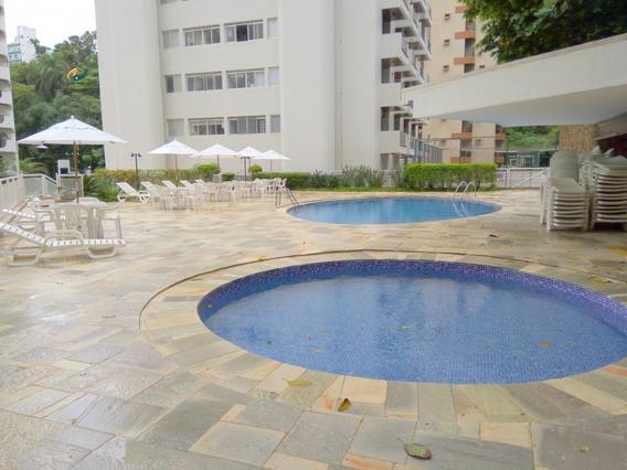 Apartamento Para Alugar No Bairro Pitangueiras Em Guarujá - - Enl96-3