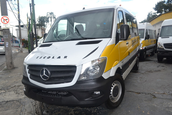 Mercedes-benz Sprinter 415 - 0km- 25 Lugares