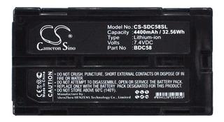 Bateria Sokkia Bdc58 Bdc-58 Bdc70 Bdc-70 Topcon Bl-t2 Set630