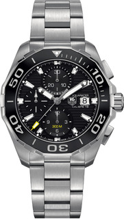 Reloj Tag Heuer Aquaracer 16 Crono Auto 43mm Cay211a.ba0927