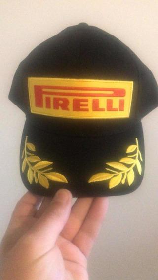 Gorra Pirelli Original F1