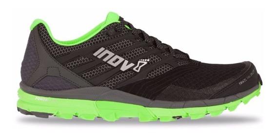 Zapatillas Inov-8 Trailtalon 275 Hombre Negro Con Verde