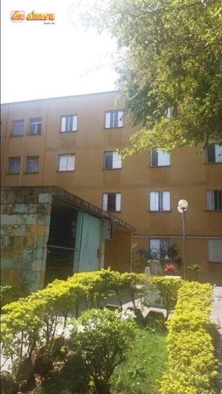 Apartamento Residencial À Venda, Padre Bento, Jardim Tranqüilidade, Guarulhos. - Ap0266