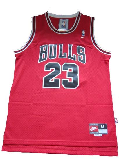 Camisa Michael Jordan Chicago Bulls Vermelha Ou Branca