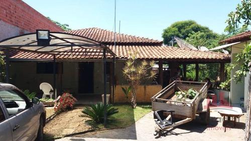 Chácara Com 2 Dormitórios À Venda, 1000 M² Por R$ 250.000,00 - Tupi - Piracicaba/sp - Ch0136