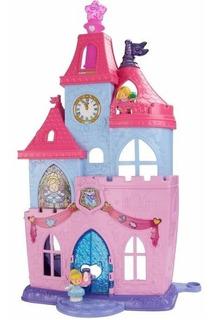 Palacio Varita Magica Little People Disney Princess Castillo