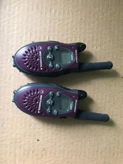 Radios Morados Motorola