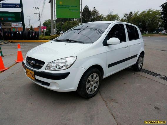Hyundai Getz Gl 1400