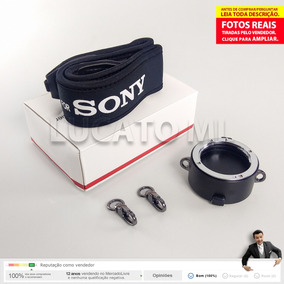 Suporte 2x1 P/ Lentes Sony E-mount 12x S/juros +fretegrátis