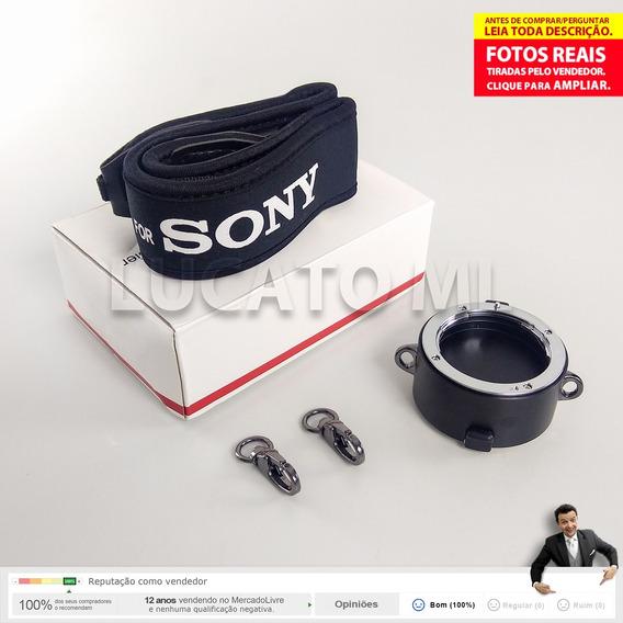 Porta 2x1 Para Lente Sony Montagem E | Até 12x Sem Juros