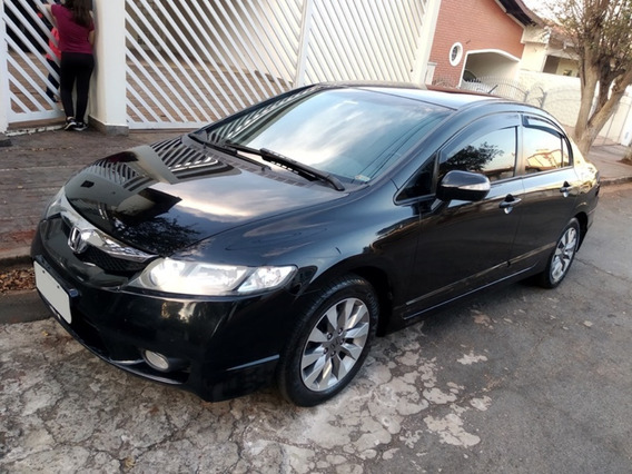 Civic Lxl Se 1.8 Flex - Automático (o Mais Top Da Categoria)