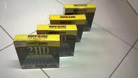 Diskete 1.2mb Nipponic 51/4 Mini-floppy Disk Md2-hd Na Caixa