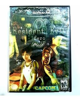 Resident Evil Zero Para Game Cube Solo Disco 2 Envio Gratis