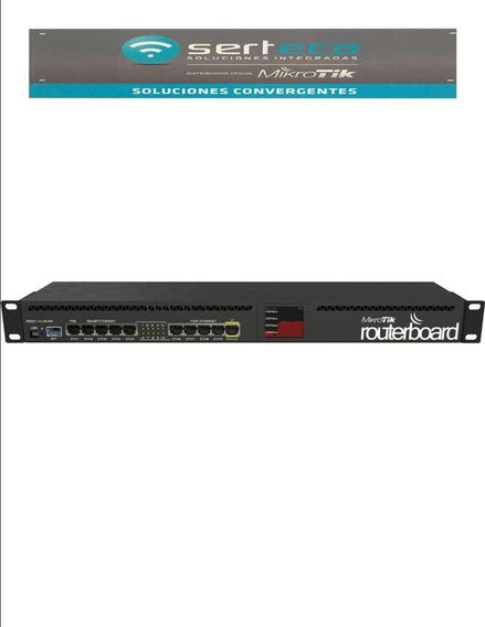 Mikrotik Rb2011ils-in 600mhz Cpu 64mb Ram Router L4 C/fuente