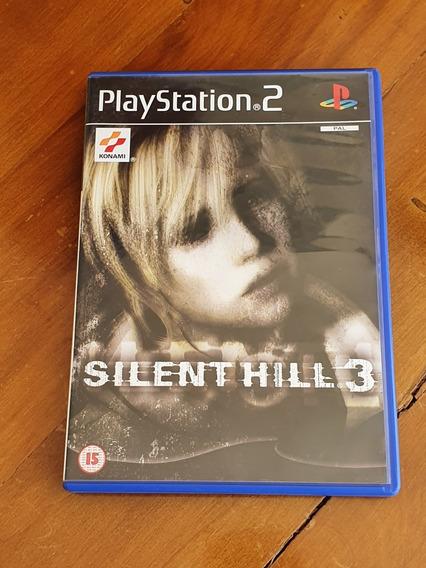 Silent Hill 3 Ps2 Europeu Original