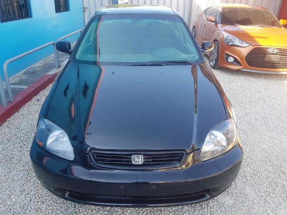 Honda Civic Negro