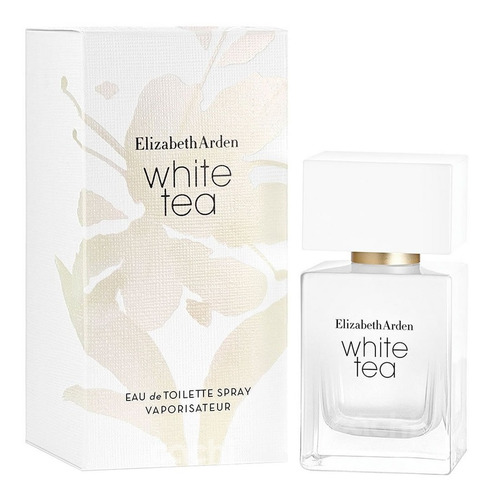 Perfume White Tea 30ml Elizabeth Arden Original
