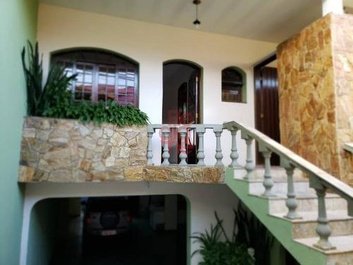 Imagem 1 de 13 de Excelente Casa Assobradada À Venda No Bairro Dos Casa - 3749