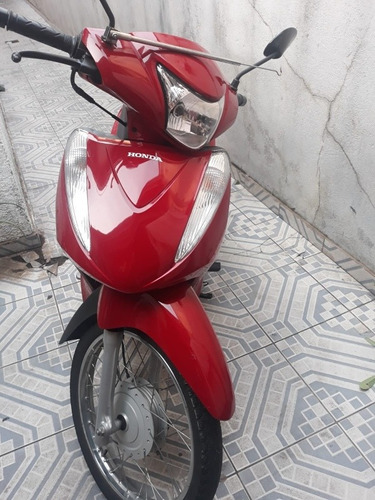 Imagem 1 de 8 de Honda Biz 110i