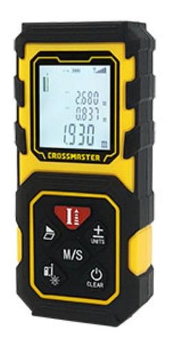 Imagen 1 de 4 de Medidor Distancia Laser Telemetro Distanciometro Crossmaster